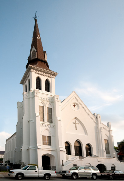 Emanuel African Methodist Episcopal Church founded 1818