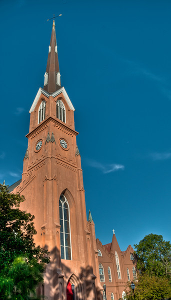 St Matthew's Lutheran Church - HDR