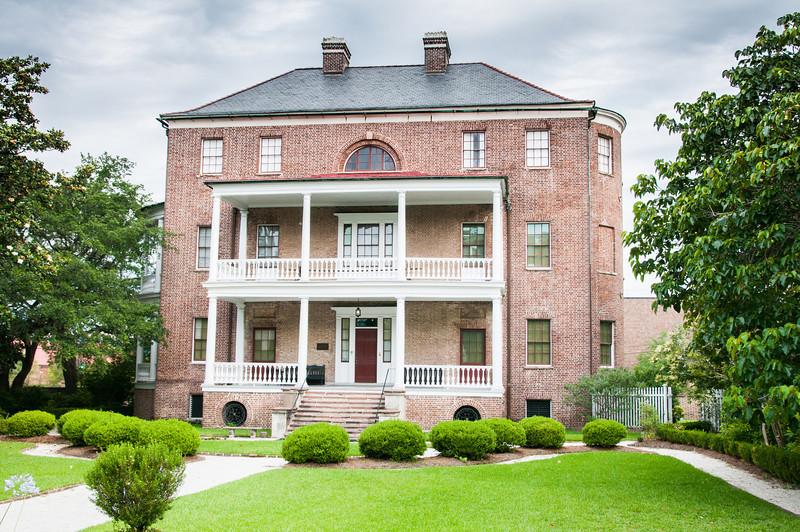 Historic Homes - The Joseph Manigault House