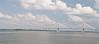 Arthur Ravenel Jr. Bridge from the Ferryboat