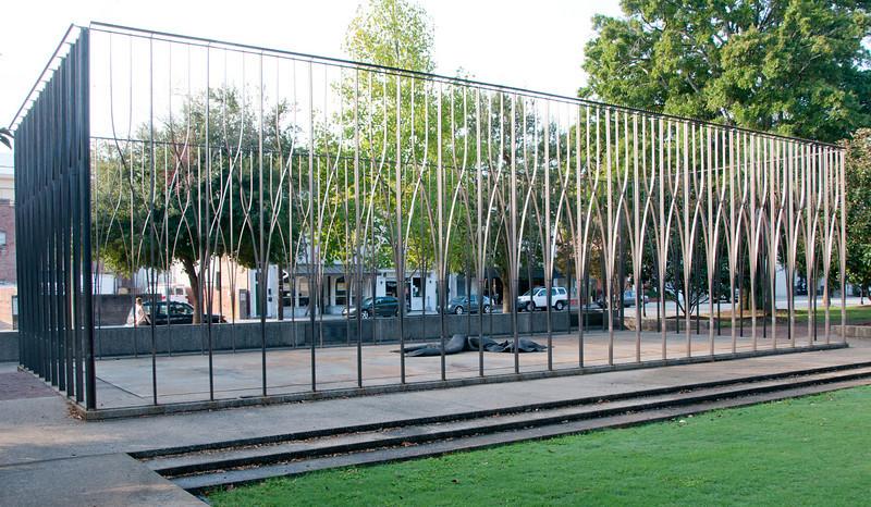 Marion Square - Holocaust Memorial