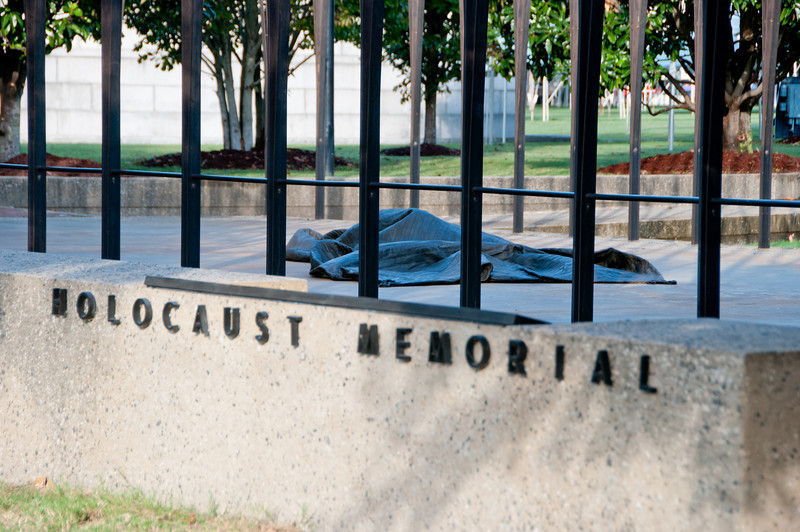 Marion Square - Holocaust Memorial