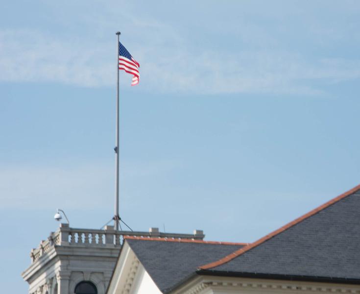 Our beloved flag.