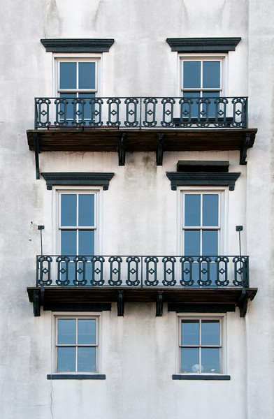 Rough-iron Window Decorations - Color