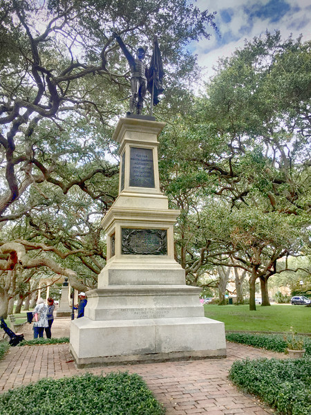 Charleston Monument A