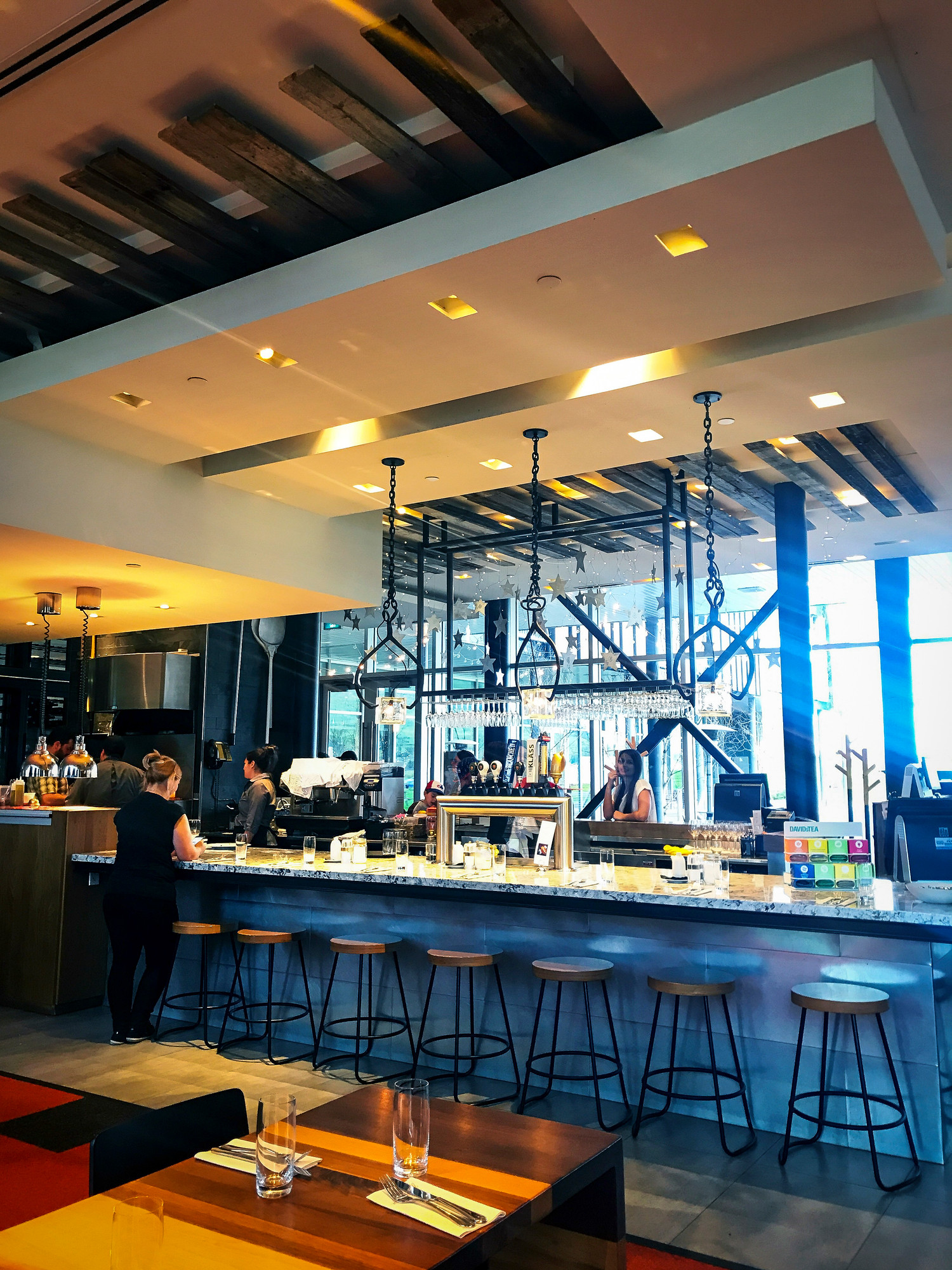 One of the best places to eat in Baie Saint Paul, Quebec - Le Germain Hotel Charlevoix