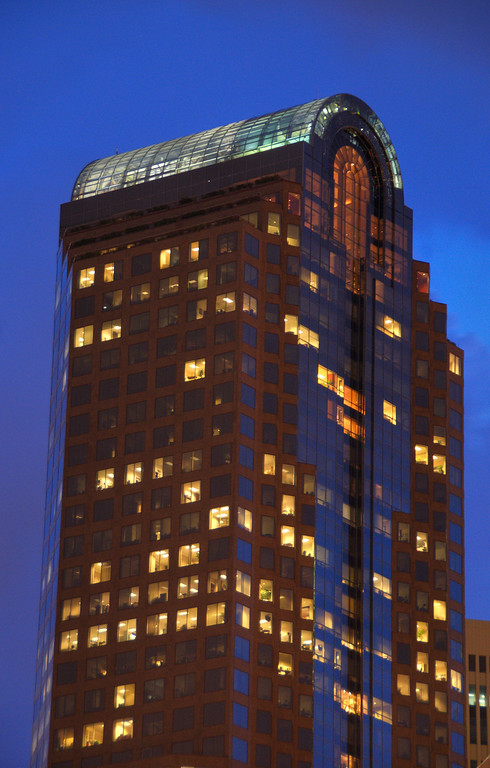 Wachovia Tower, Charlotte
