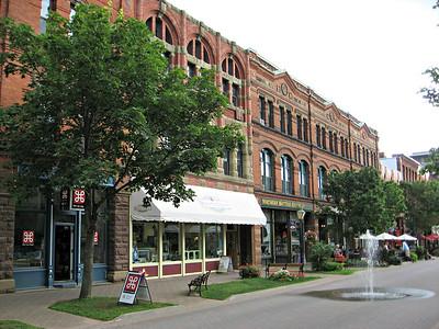 Street in Charlottetown