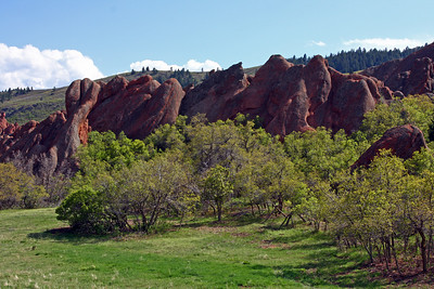 Roxborough State Park.