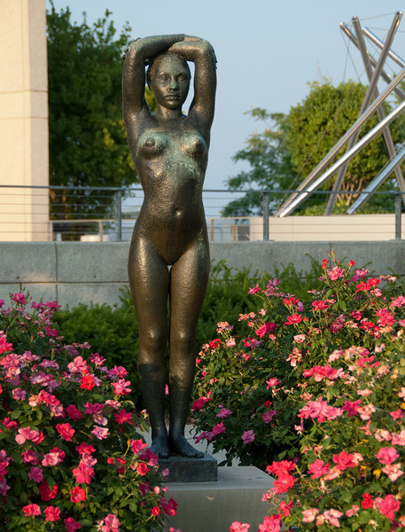 Hunter Museum Bronze Sculpture