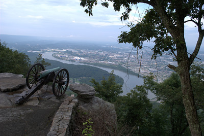 cannon and Tennessee River