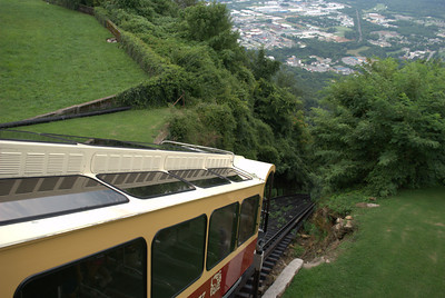 Incline Railway train