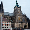 St Vitus Cathedral at Hradcany in Prague