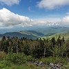 A view from Clingman's Dome