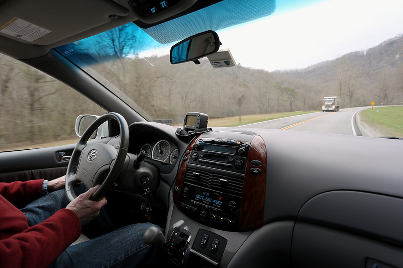 Cruising In The Smoky Mountains National Park