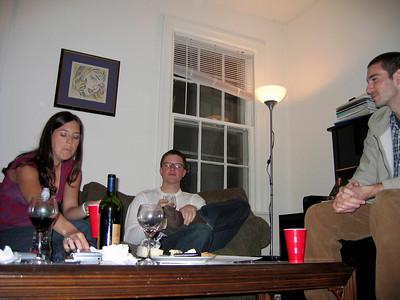 Cousin Katie, Dans, & Katie's friend Joey
