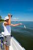 MattM gets a fish - 2017-08-06