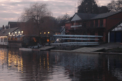 The Rowing Clubs and the Boathouse pub