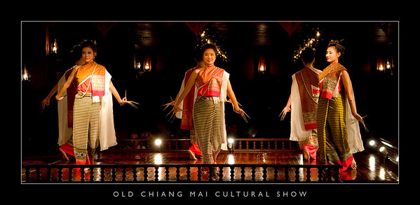 Old Chiangmai Cultural Center