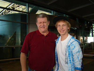 Sam and Dale Bender Mexico 2010