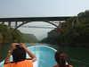 Start of the Cañon de Sumidero boat trip.