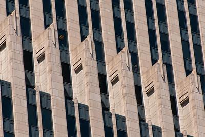 Detail on the NBC building,  Faux Deco.