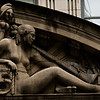 Title: Chicago Frieze<br /> Date: November 2010<br /> A frieze on a building in downtown Chicago.