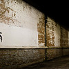 Title: Jailhouse Rock<br /> Date: November 2010<br /> Some topical graffiti in an alley way near my hotel in Lincoln Park.