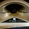 Title: Empty Reflection<br /> Date: November 2010<br /> Early morning at the Cloud Gate sculpture.