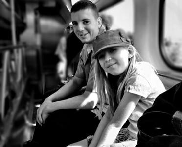 Navy Siblings