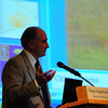 Dr. David Orr spoke about Climate Change.