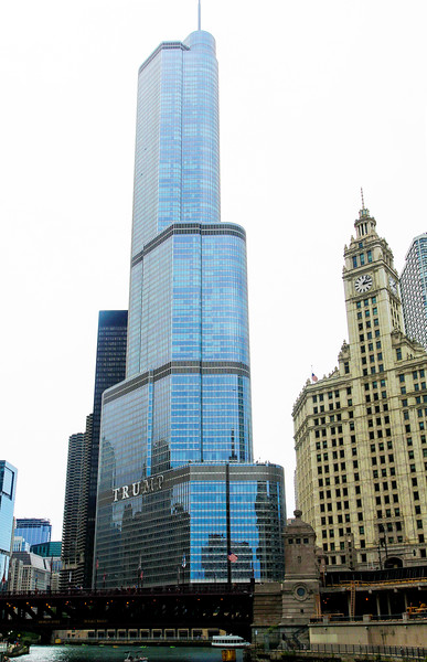 The Trump Tower ...