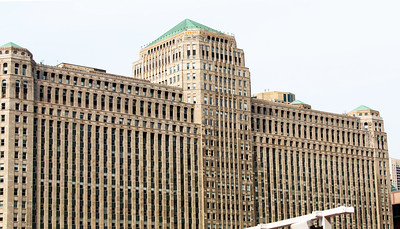 Chicago Merchandise Mart Building