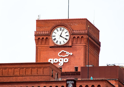 Gogo building detail