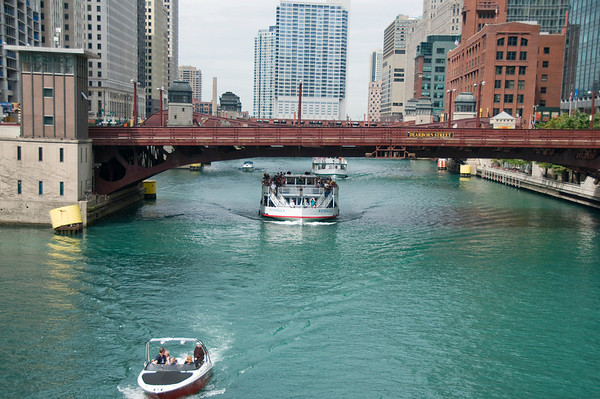 Chicago Boat Tour - Wendella Boat Tours