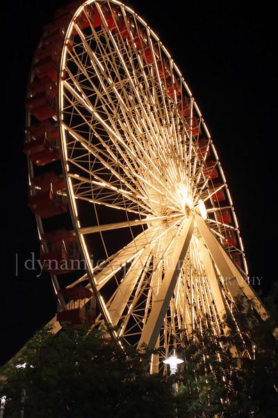 Navy Pier Circus Wheel