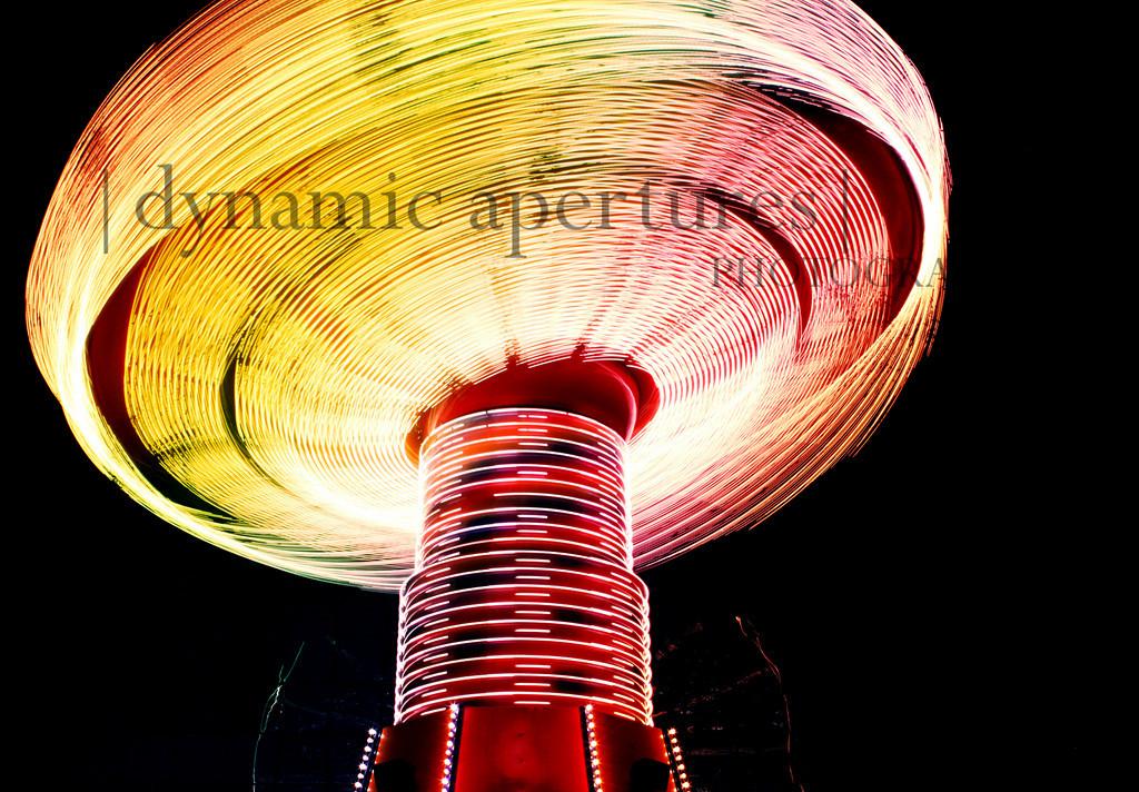 Navy Pier Amusement Ride