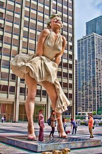 2011 - Chicago, Illinois, Marilyn Monroe