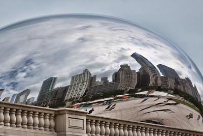 2011 - Chicago, Illinois, the bean