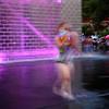 Francis Gulde at Millennium Park (7.11.08)