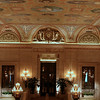 Lobby of the Palmer House Hotel