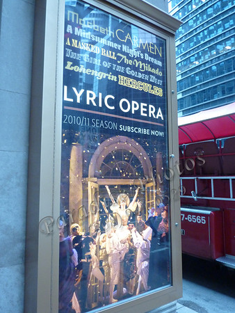 Cnicago Opera billboard 109