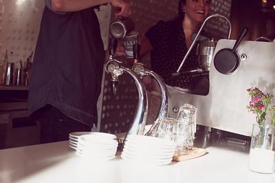 Latte Making