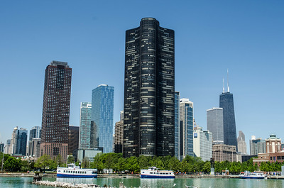 Chicago River Architectural Tour via Sea Dog Cruises off Navy Pier