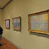 The Art Institute of Chicago- Illinois- paintings by Claude Monet