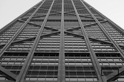 John Hancock Building in Chicago