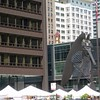 Daley Center and Picasso