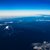 Mt. Adams and Mt. Hood