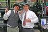 """Shoulders"" and ""Lefty"" our Gangster Tour guides.  These guys were great at their jobs!  Made our tour very informative, enjoyable and entertaining.  And I accidentally lost my wallet on their bus and they took perfect care of it until I hooked back up with them.  Very honest ""gangsters"" cause there wasn't a thing missing from my wallet.  Can't say enough good things about them or their tour!  Well worth the time and money."