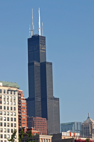 Sears Tower.